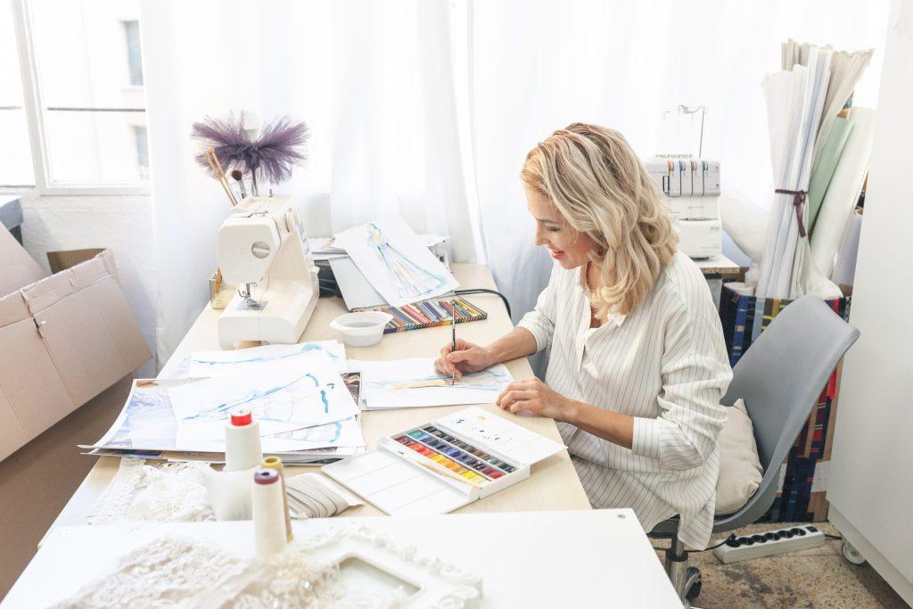 Atelier de vestidos de novia a medida en Barcelona