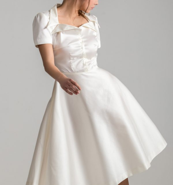 Vestido retro años 50