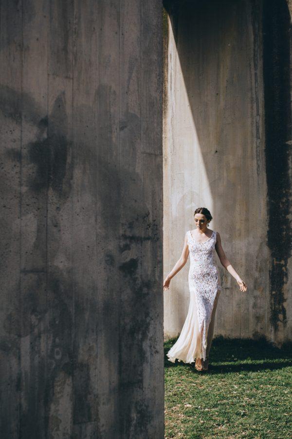 Vestidos de novia estilo retro