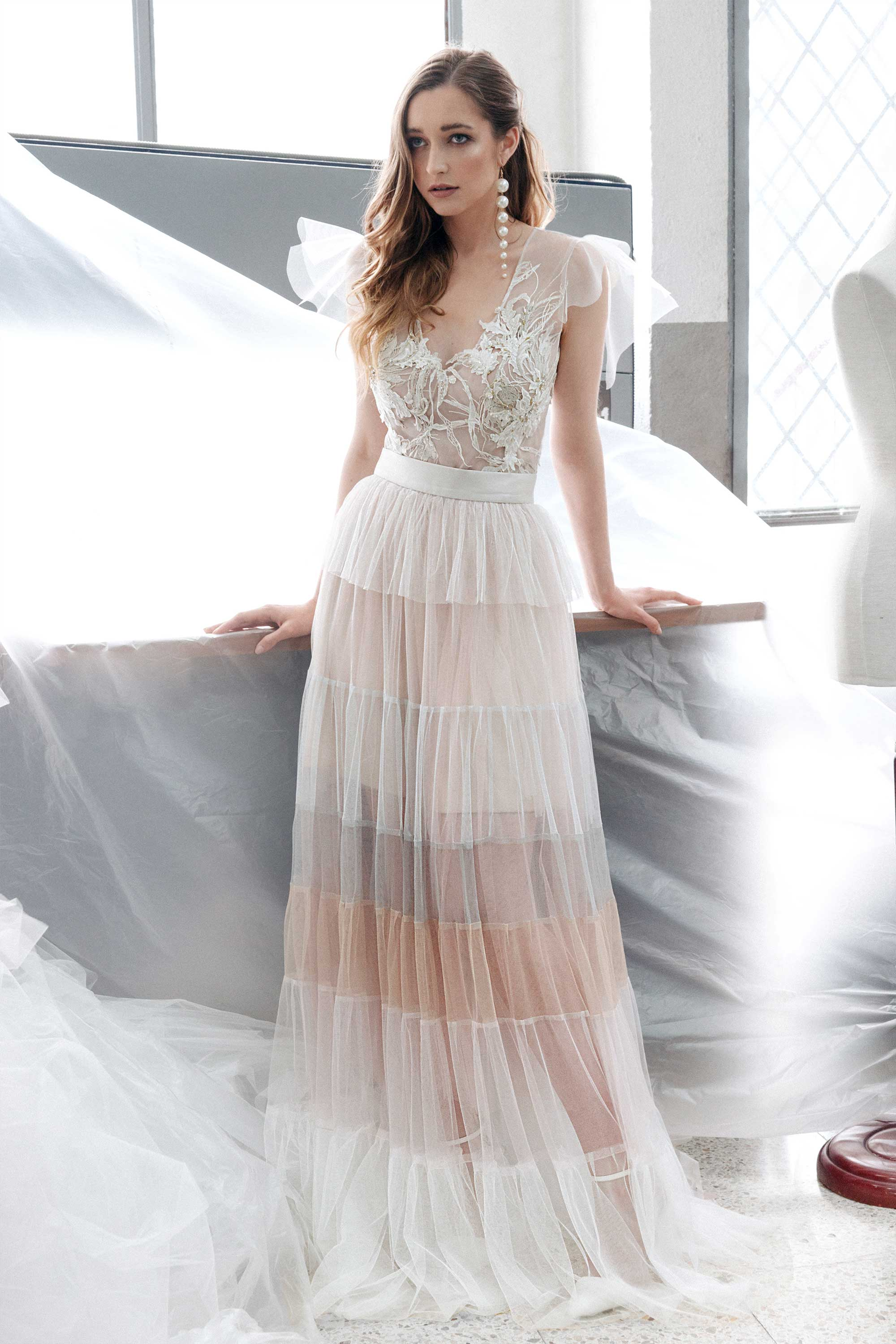 Perfect Tulle Separates For Wedding